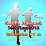 027 - Singha Bangkok 14K 2013