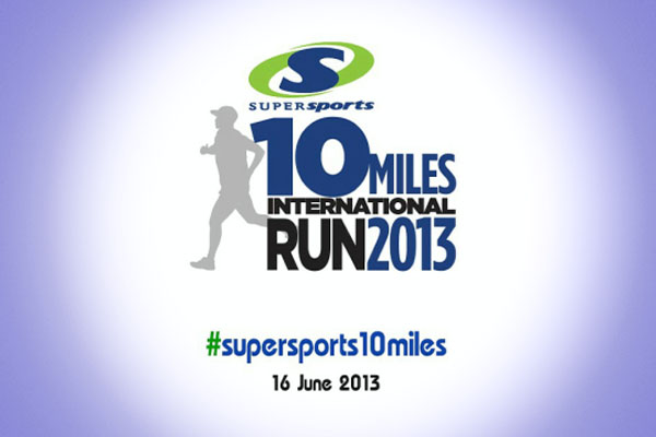 SuperSports 10 Miles International Run 2013