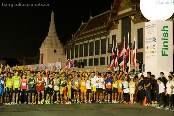 Bangkok Marathon 2013