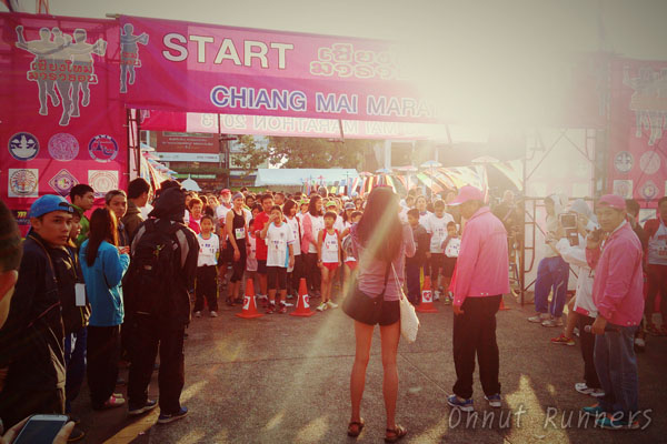 Chiangmai Marathon 2013