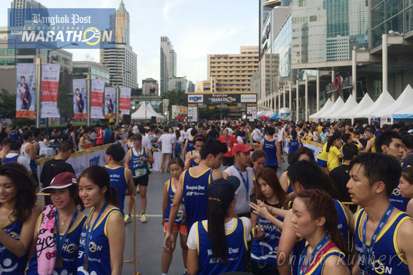 Bangkok Post 10Km International Run 2014