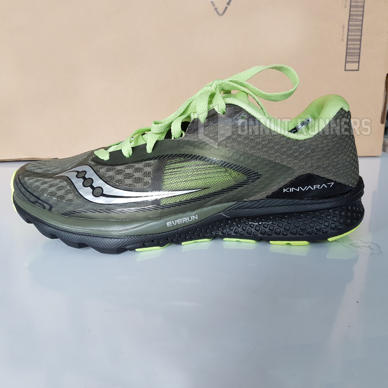saucony triumph 7 mujer olive
