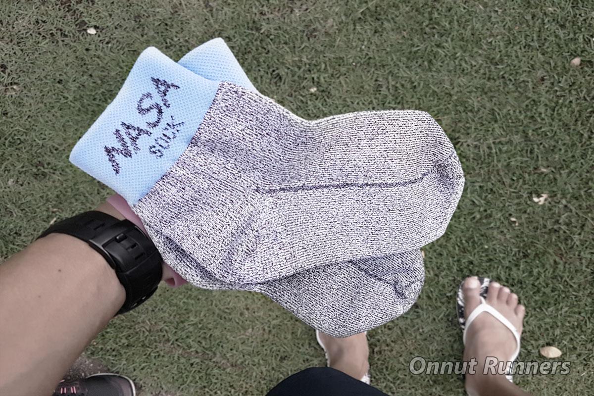 รีวิว Nassa Socks