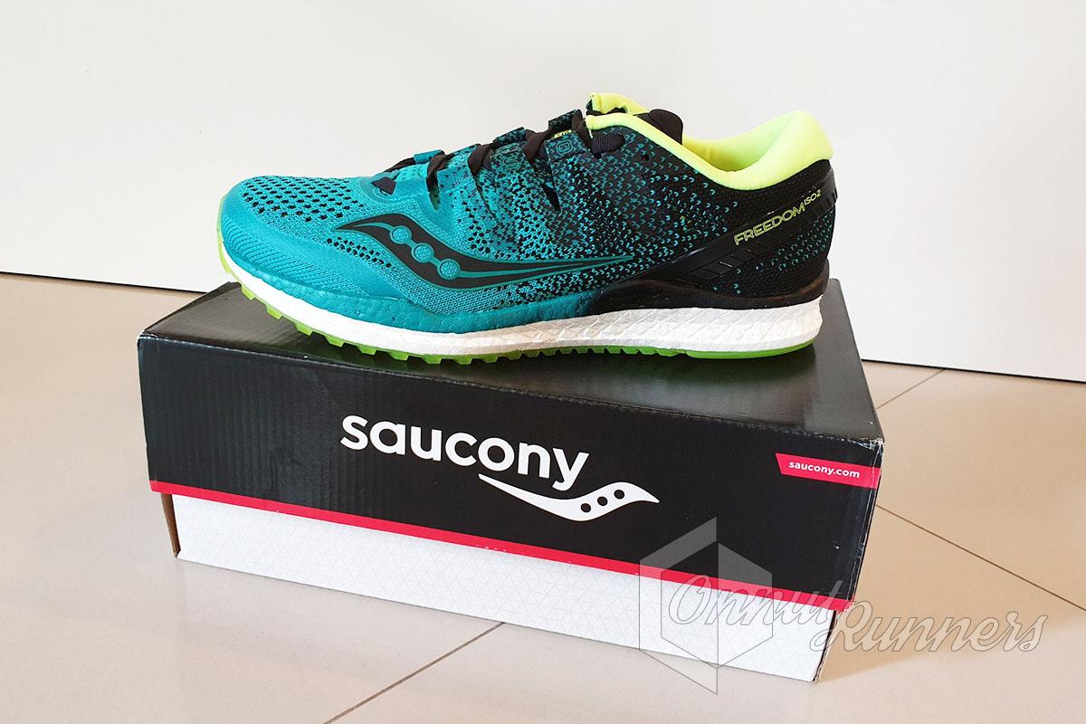 รีวิว Saucony Freedom ISO 2